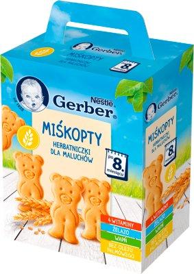 Nestle - Miśkopty herbatniki dla niemowląt i małych dzieci