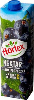 Hortex nektar owocowy  czarna porzeczka