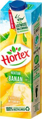 Hortex nektar owocowy  bananowy