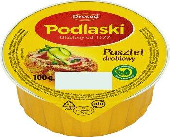 Drosed Podlaski pasztet drobiowy z kurcząt