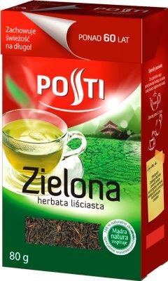 Posti herbata zielona liściasta