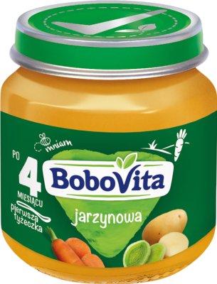 BoboVita zupka jarzynowa ze świeżych warzyw