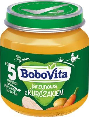 BoboVita zupka jarzynowa z kurczakiem