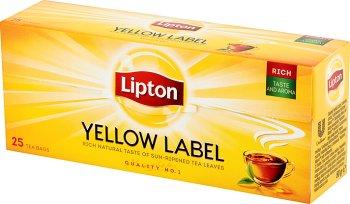 Yellow Label черный экспресс чай