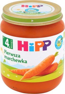 Première bio carotte