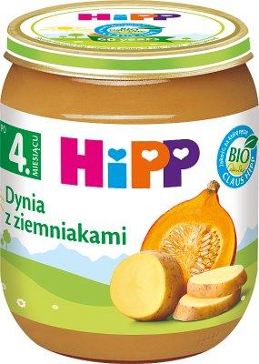 HiPP dynia z ziemniakami BIO