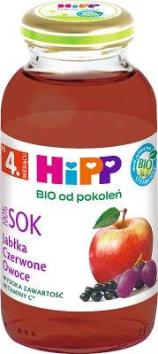 HiPP Sok Czerwone Owoce BIO