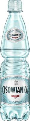 Cisowianka woda mineralna niegazowana, mała butelka