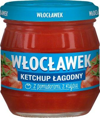Włocławek ketchup słoik łagodny