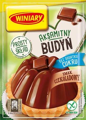 Winiary budyń bez cukru czekoladowy