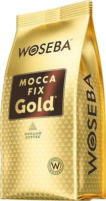 Woseba Mocca Fix Gold kawa mielona