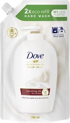 Dove mydło w płynie zapas  Silk Glow