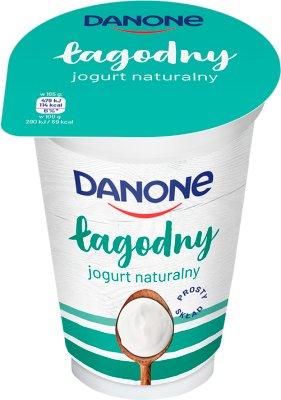 Danone Jogurt naturalny bez dodatku cukrów