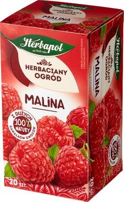 Herbapol, Herbaciany Ogród herbatka malina