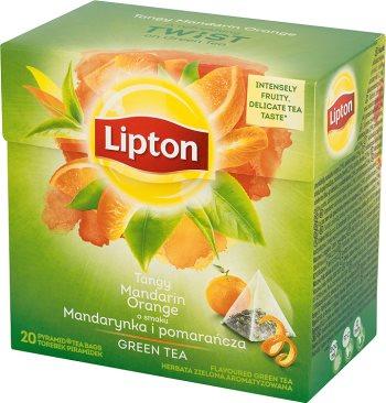 зеленый чай чай мандарин