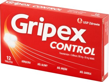 Gripex control 12