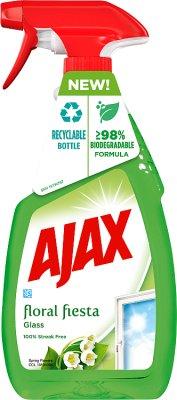 Ajax płyn do mycia szyb ze spryskiwaczem  floral fiesta