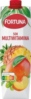 Fortuna sok 100% bez dodatku cukru Multiwitamina
