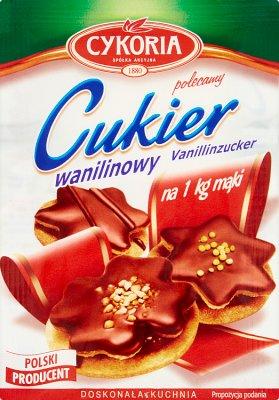 Cykoria cukier wanilinowy
