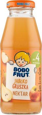 Bobo Frut nektar  jabłko i gruszka