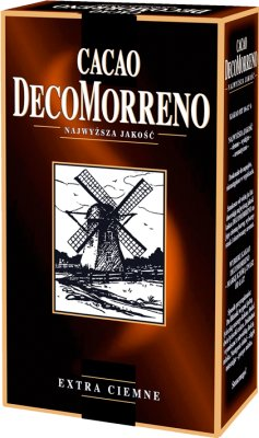 DecoMorreno kakao gorzkie