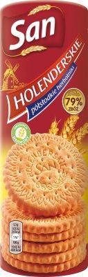 San Holenderskie herbatniki