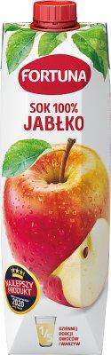 100 % sucre de jus de pomme gratuit