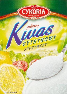 citric acid grocery