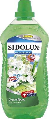 Sidolux uniwersalny płyn do mycia konwaliowy