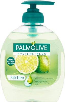 Palmolive Neutralizator Zapachu mydło w płynie do rąk, z ekstraktem z limonki, z pompką