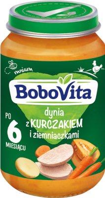 BoboVita obiadek dynia z kurczakiem i ziemniaczkami