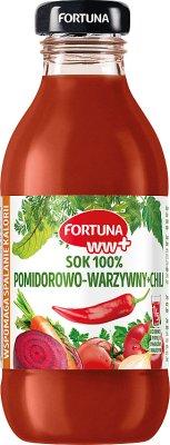 Fortuna WW+ sok wielowarzywny chili