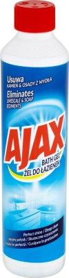 Ajax Żel do czyszczenia łazienek