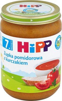 Zupka pomidorowa z kurczakiem BIO