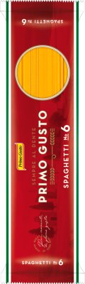 Spaghetti primo gusto n ° 6