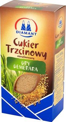 la canne à sucre Demerara sec