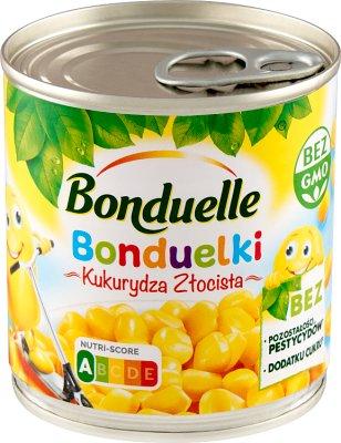 Bonduelle kukurydza złocista Bonduelki