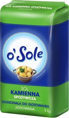 o'Sole sól kamienna