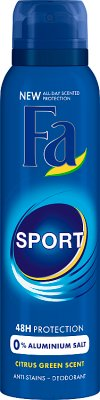 Fa dezodorant Men Sport