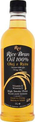 Rizi Olej z ryżu