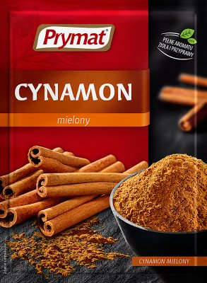Prymat cynamon mielony