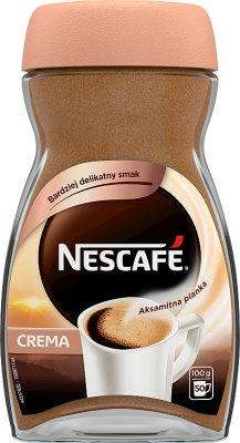 Nescafe Sensazione Creme kawa rozpuszczalna