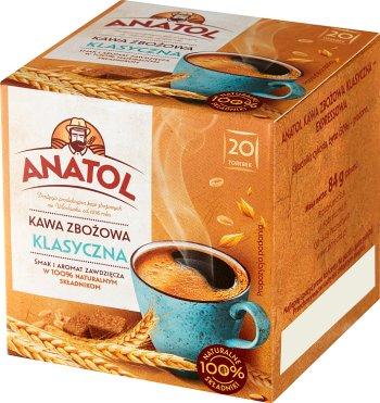 Delecta Anatol kawa zbożowa w torebkach