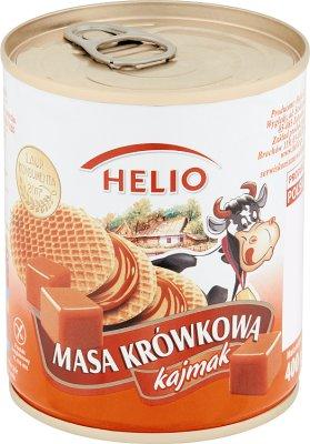 Helio Masa krówkowa kajmak puszka