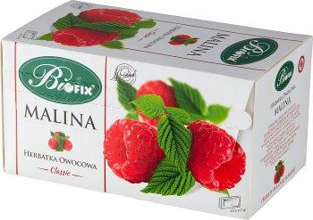 Bifix herbata owocowa malina 25 torebek