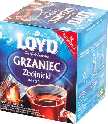 Loyd Grzaniec Zbójnicki na ogniu Herbatka