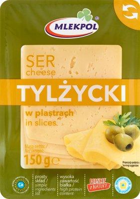 Mlekpol Tylżycki ser żółty plastry