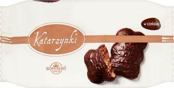 CATHERINE de pan de jengibre y chocolate