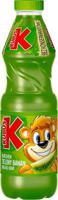 Kubuś sok zielony banan-kiwi