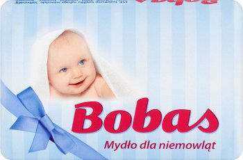 Bobas mydło dla niemowląt